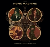 IMPERIAL STATE ELECTRIC - HONK MACHINE (CD)