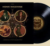 IMPERIAL STATE ELECTRIC - HONK MACHINE + MP3 DOWNLOAD CODE