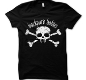 BACKYARD BABIES - T-SHIRT, OLD SKULL
