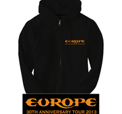 EUROPE - ZIP-HOOD, 30TH ANNIVERSARY TOUR