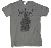 WATAIN - T-SHIRT, REAPING DEATH (MILITARY GREEN SHIRT)