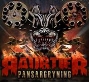 RAUBTIER - PANSARGRYNING (CD)