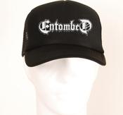 ENTOMBED - TRUCKER CAP, LOGO