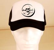 ENTOMBED - TRUCKER CAP, SKULL