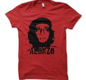 ALONZO - T-SHIRT, CHE GUEVARA