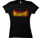HELLACOPTERS - GIRLIE, FLAMES
