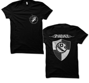 SPARZANZA - T-SHIRT, SHIELD