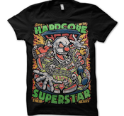 HARDCORE SUPERSTAR - T-SHIRT, OFF WITH THEIR HEADS