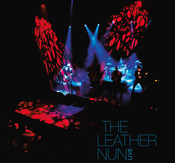 LEATHER NUN - LIVE (LP)