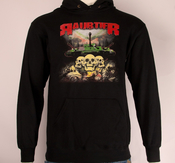 RAUBTIER - HOODIE, PANZER SKULLS