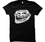 FUN T-SHIRTS - TROLL FACE