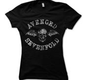 AVENGED SEVENFOLD - GIRLIE, DEATH BAT
