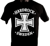 DISTBOX EXCLUSIVE - T-SHIRT, HARDROCK SWEDEN