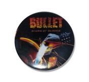 BULLET - PIN, SOB COVER