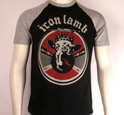 IRON LAMB - T-SHIRT, ROUND LAMB