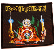 IRON MAIDEN - PATCH, THE CLAIRVOYANT