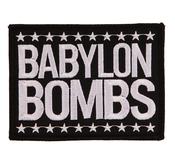 BABYLON BOMBS - PATCH, LOGO