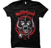 MOTÖRHEAD - T-SHIRT, LIGHTNING WREATH