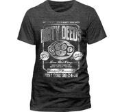 AC/DC - T-SHIRT, DIRTY DEEDS DUSTER