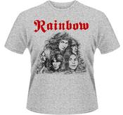 RAINBOW - T-SHIRT, LONG LIVE ROCK N ROLL