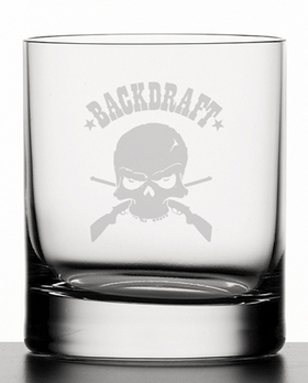 BACKDRAFT - WHISKEY GLASSES