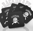 BACKDRAFT - 6 COASTERS